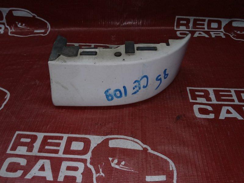 Планка под стоп Toyota Corolla CE109-0022226 2C 1994 правая (б/у)