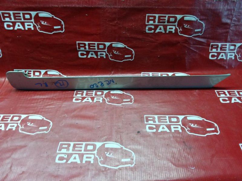 Накладка на крыло Toyota Raum NCZ20-0096263 1NZ-FE 2006 задняя левая (б/у)