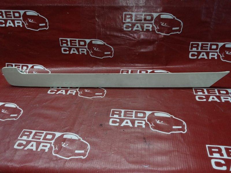 Накладка на крыло Toyota Raum NCZ20-0012079 1NZ 2003 задняя левая (б/у)