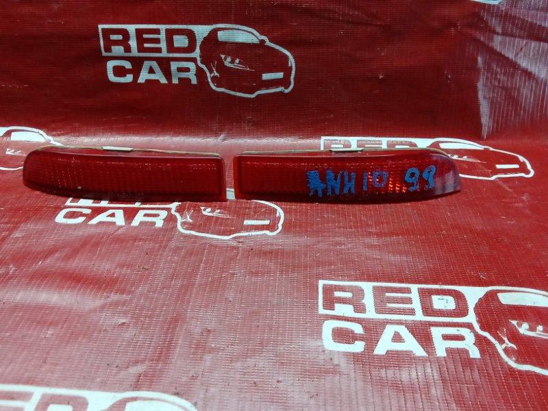 Катафот в бампер Toyota Alphard ANH10-0125803 2AZ 2005 задний (б/у)