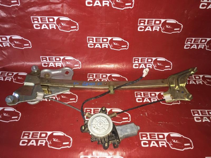 Стеклоподъемник Toyota Chaser GX105-0001812 1G 1998 передний левый (б/у)