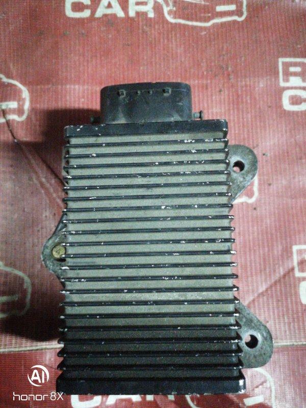 Блок управления форсунками Mitsubishi Pajero Io H77W 4G94 (б/у)