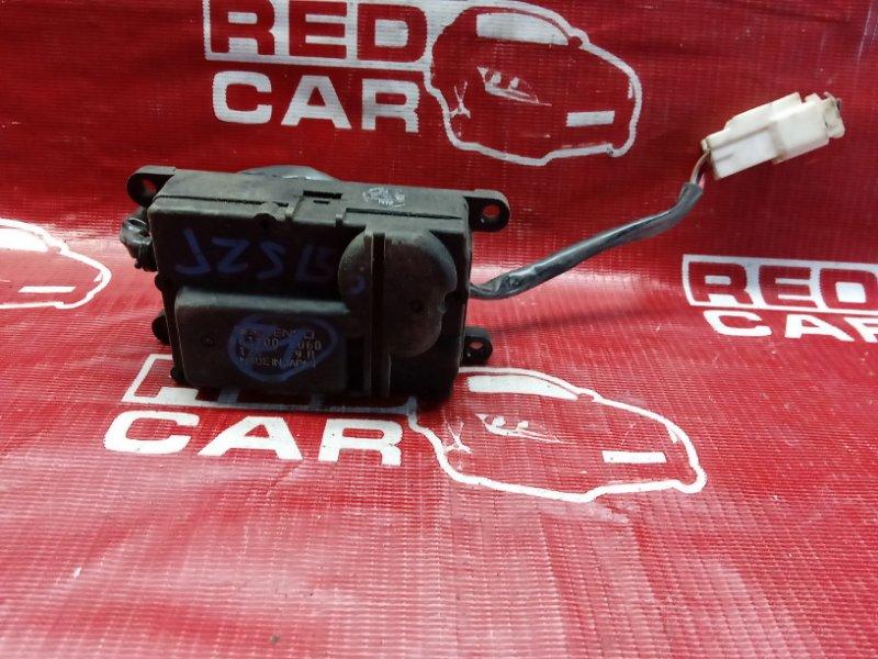 Сервопривод заслонок печки Toyota Crown JZS155-0058446 2JZ-GE (б/у)