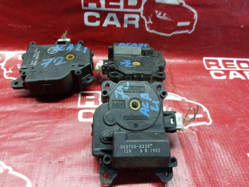 Сервопривод заслонок печки Toyota Rav4 ACA21-0014744 1AZ-FSE 2000 (б/у)
