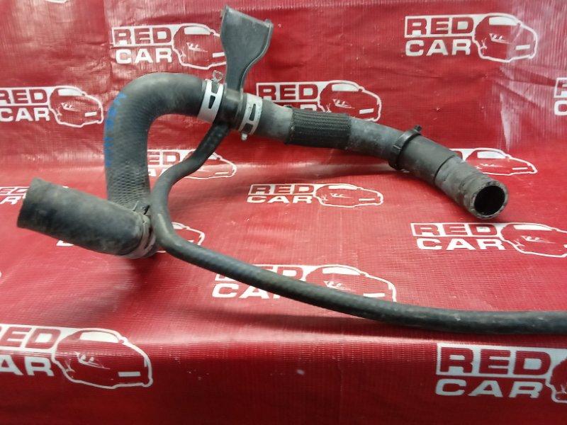 Патрубок радиатора Toyota Corolla Axio NZE144-6010485 1NZ 2008 (б/у)
