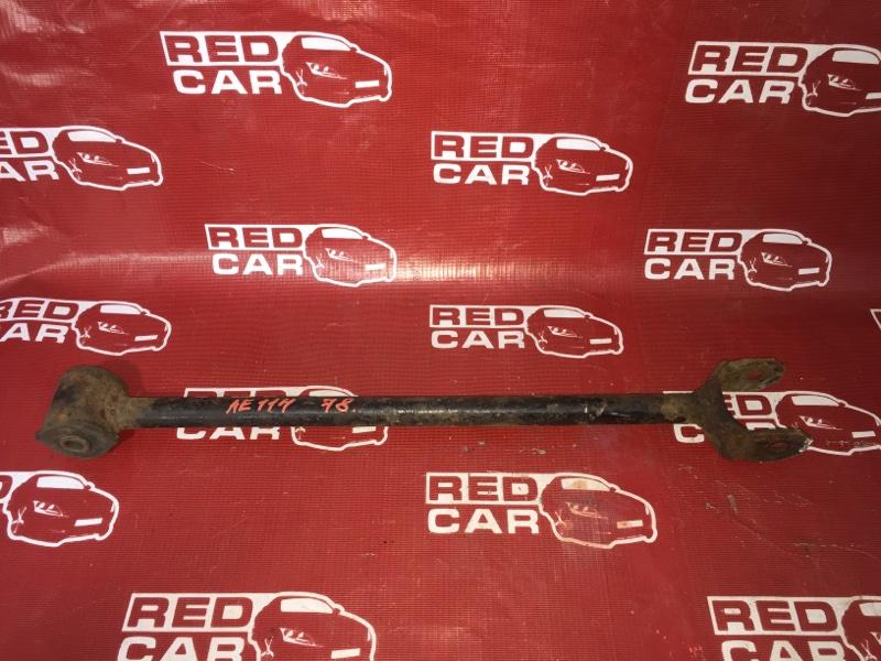Тяга продольная Toyota Sprinter Carib AE114-7000502 4A 1995 задняя (б/у)