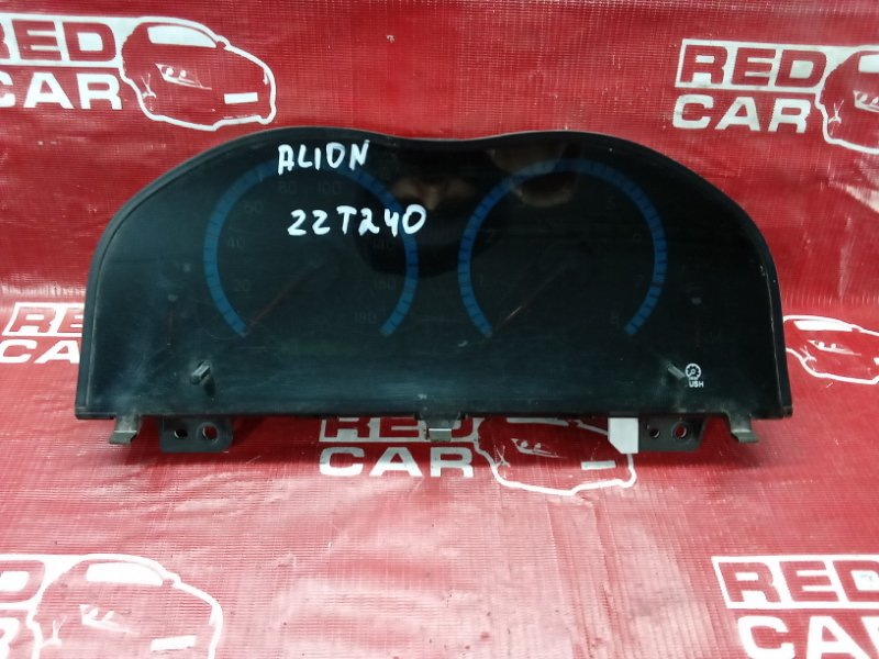 Панель приборов Toyota Allion ZZT240 1ZZ (б/у)