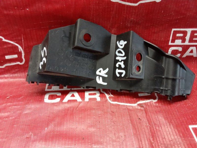 Крепление бампера Toyota Rush Be-Go J210G-0005635 3SZ 2007 переднее правое (б/у)
