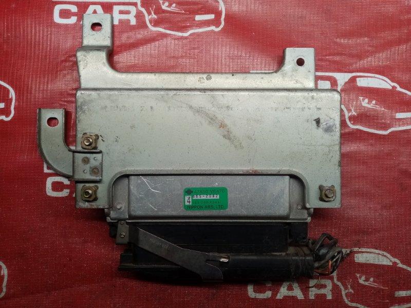 Блок управления abs Nissan Elgrand ALWE50 QD32 (б/у)