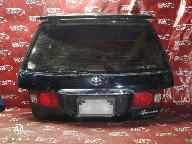 Дверь задняя Toyota Ipsum SXM15-0040510 3S 1998 (б/у)