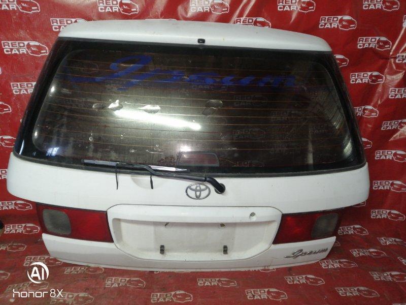 Дверь задняя Toyota Ipsum CXM10-0003007 3C-6543273 1997 (б/у)