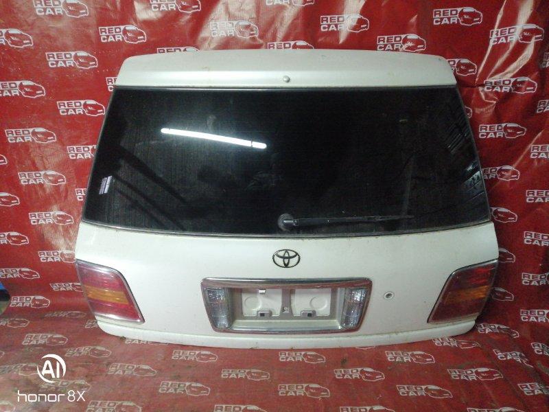 Дверь 5-я Toyota Crown JZS171-0019091 1JZ-GTE 2001 (б/у)