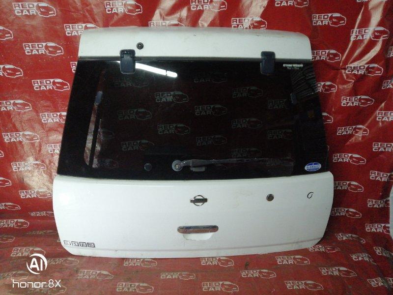 Дверь задняя Nissan Cube AZ10 (б/у)