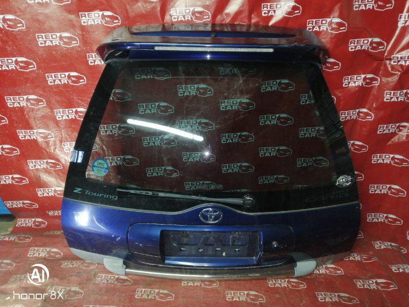 Дверь задняя Toyota Sprinter Carib AE115 (б/у)