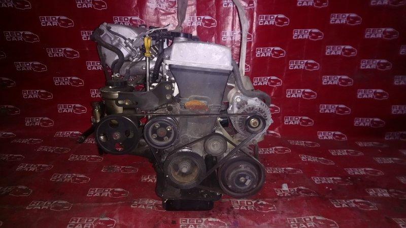 Двигатель Toyota Sprinter Carib AE115 7A (б/у)