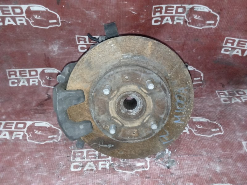 Ступица Toyota Duet M100A передняя левая (б/у)