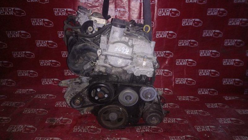 Двигатель Toyota Passo QNC10-0020488 K3 2004 (б/у)
