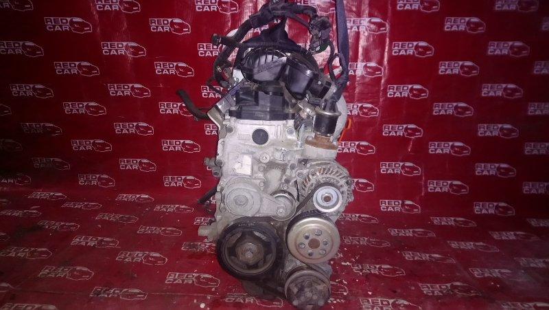 Двигатель Honda Fit GE6-1048939 L13A 2007 (б/у)
