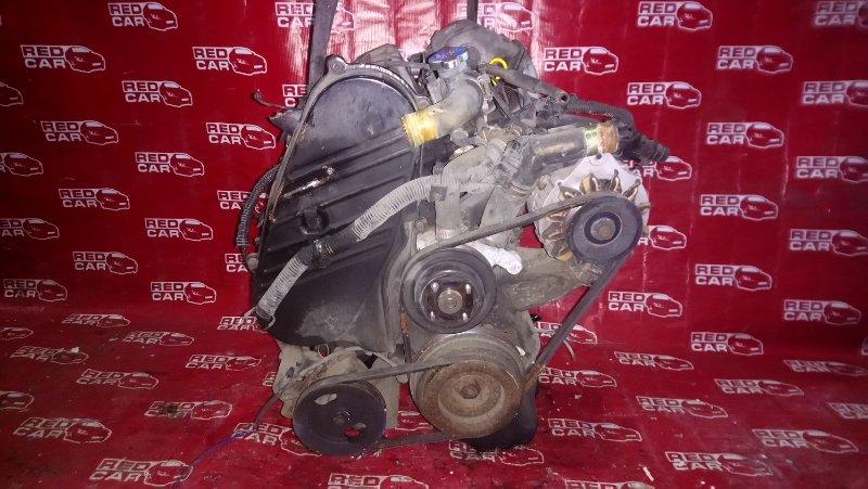 Двигатель Nissan Vanette VUJNC22-208266 LD20 1993 (б/у)