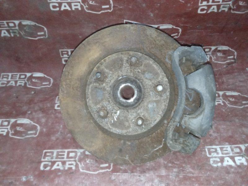 Ступица Toyota Voxy ZRR75 передняя правая (б/у)