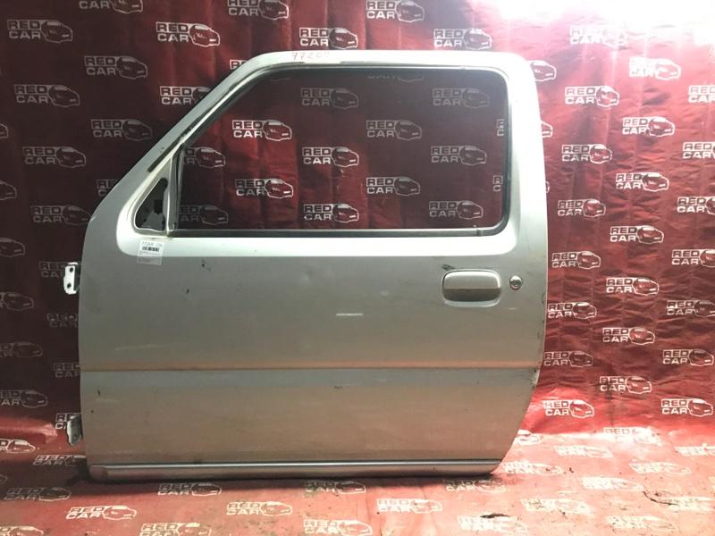 Дверь Suzuki Jimny JB23W-213260 K6A 2000 передняя левая (б/у)