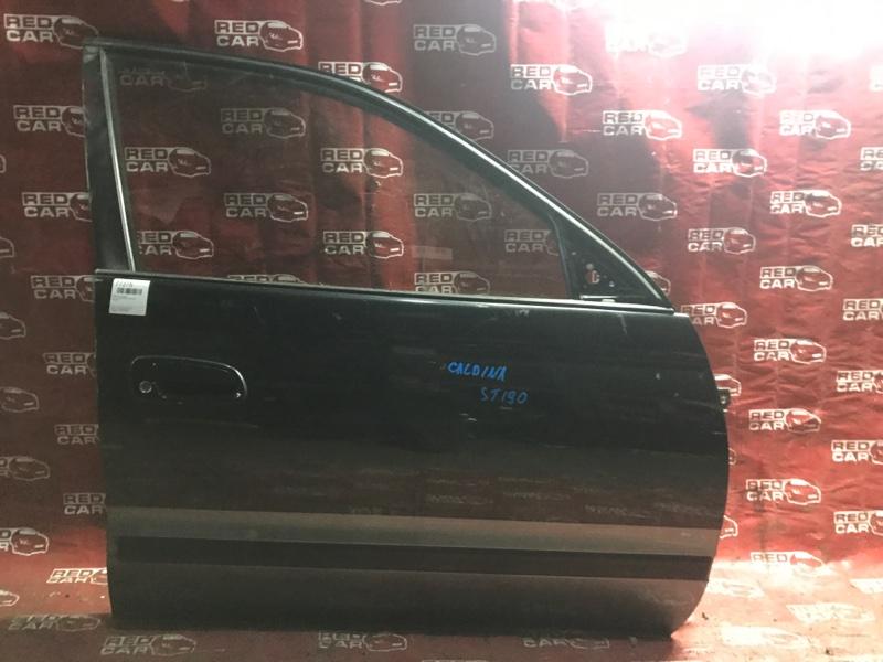 Дверь Toyota Caldina ST190 4S-FE передняя правая (б/у)