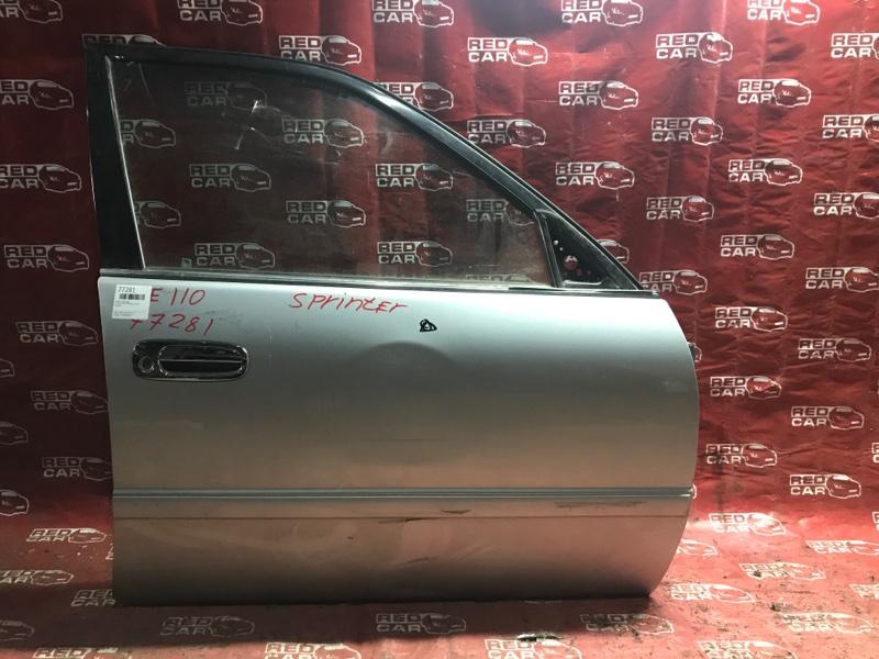 Дверь Toyota Sprinter AE110 5A-FE передняя правая (б/у)