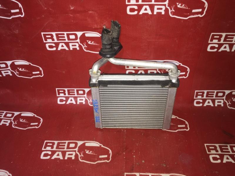 Радиатор печки Suzuki Jimny JB23W-213260 K6A 2000 (б/у)