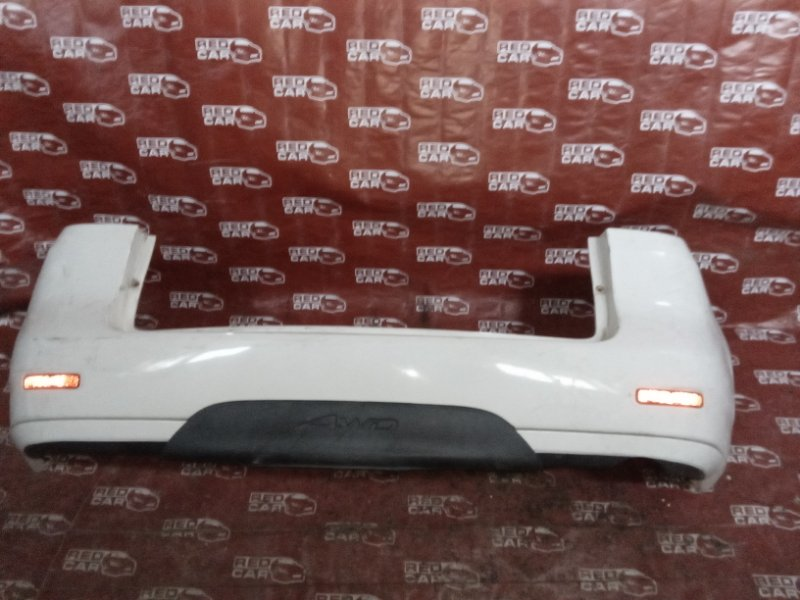 Бампер Toyota Spacio NZE124 задний (б/у)