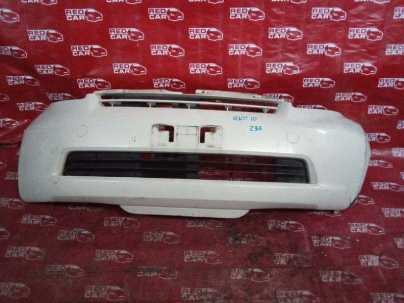 Бампер Toyota Passo QNC10-0020488 K3 2004 передний (б/у)