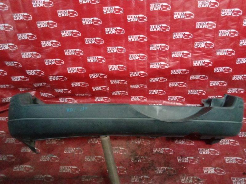Бампер Honda Cr-V RD1-1087077 B20B 1996 задний (б/у)