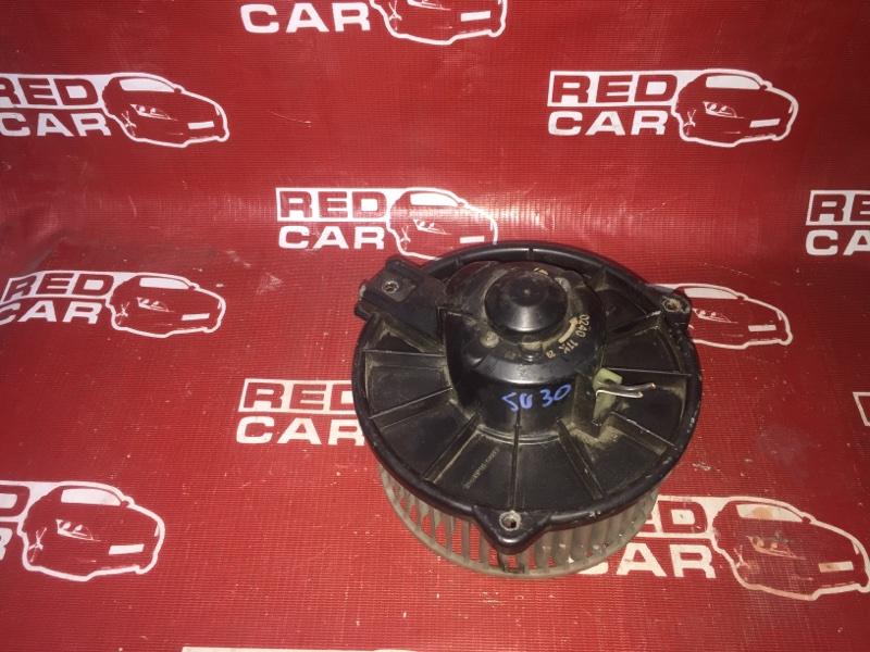 Мотор печки Toyota Camry SV30 4S-FE (б/у)