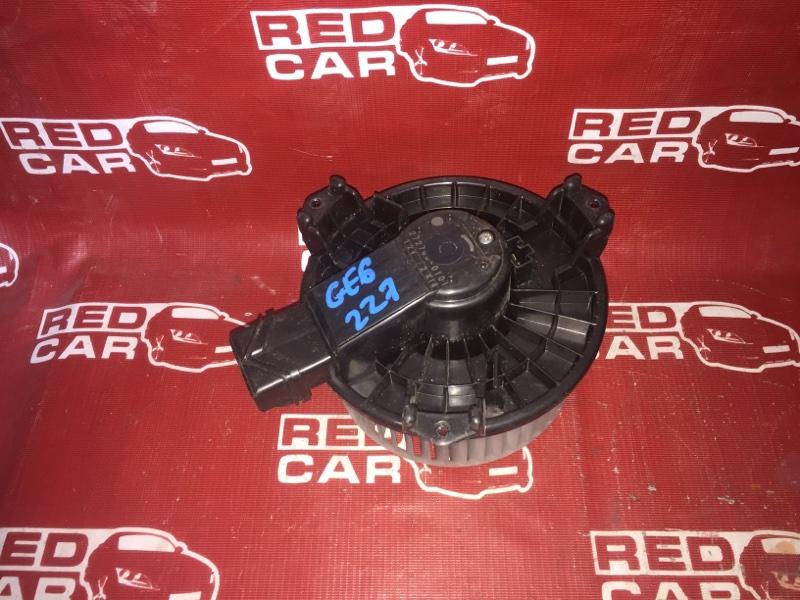 Мотор печки Honda Fit GE6-1048939 L13A 2007 (б/у)