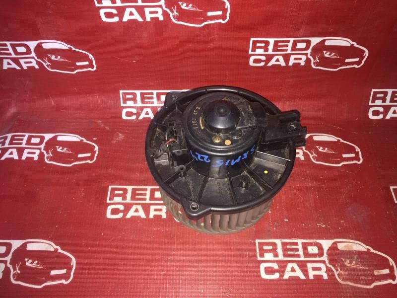 Мотор печки Toyota Ipsum SXM15-0040510 3S 1998 (б/у)
