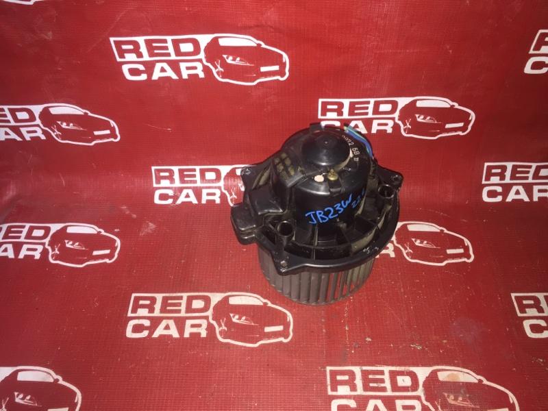Мотор печки Suzuki Jimny JB23W-213260 K6A 2000 (б/у)