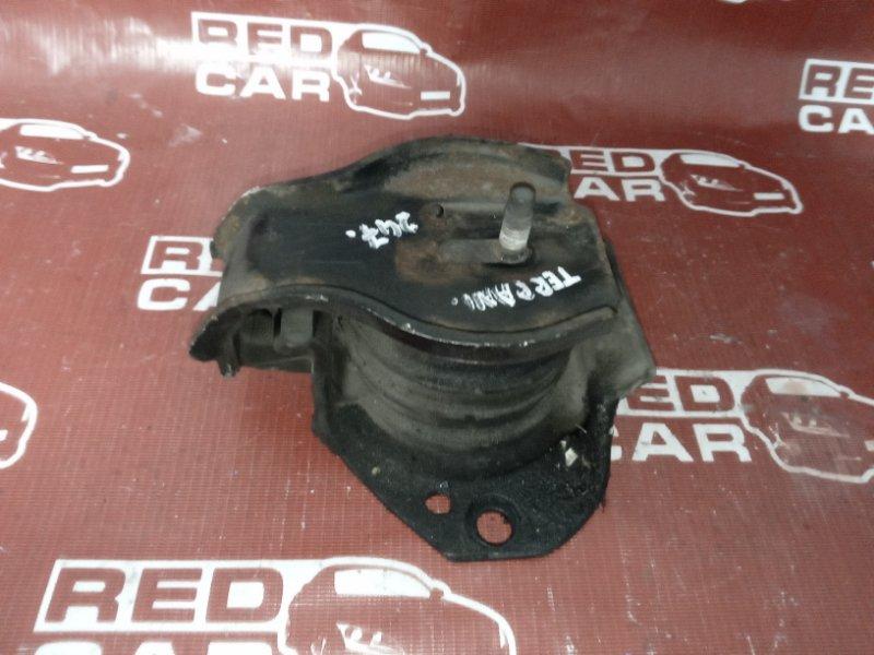 Подушка двигателя Nissan Terrano PR50-011147 QD32 1997 левая (б/у)