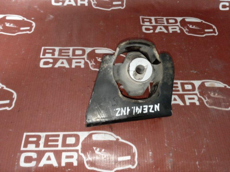 Подушка двигателя Toyota Corolla Fielder NZE141 1NZ передняя (б/у)