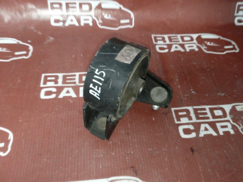 Подушка двигателя Toyota Carib AE115 задняя (б/у)