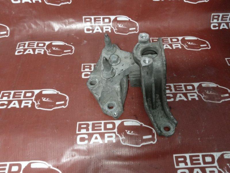 Подушка двигателя Honda Stream RN6-1011525 R18A 2006 левая (б/у)