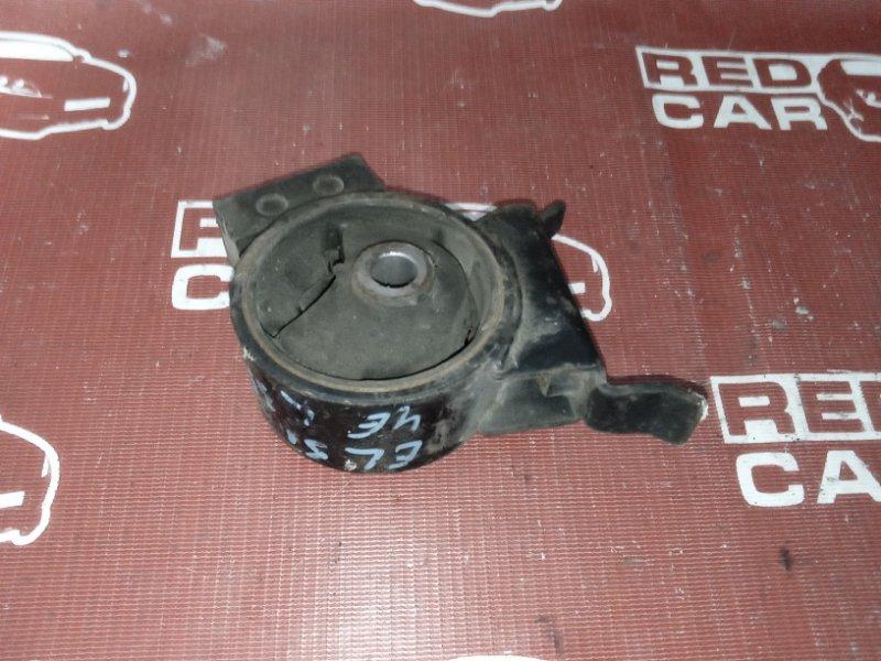 Подушка двигателя Toyota Tercel EL51-0252182 4E 1998 левая (б/у)