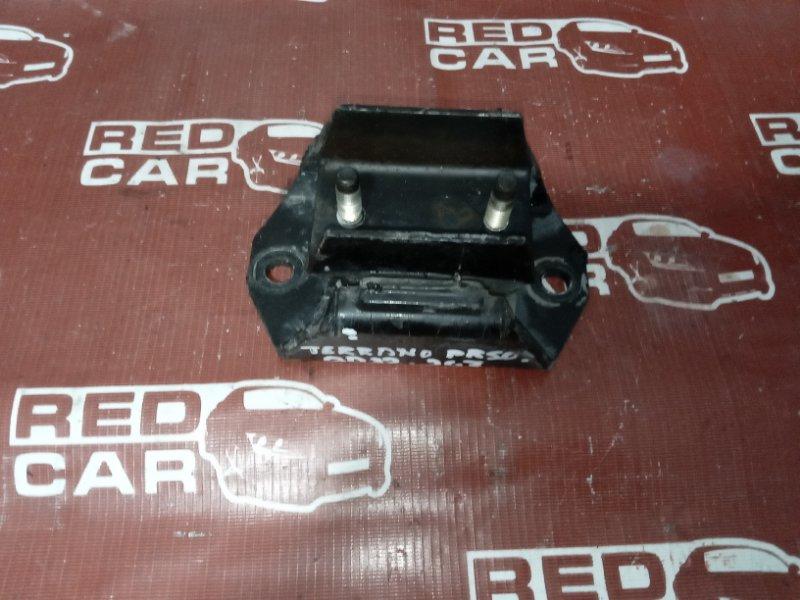 Подушка двигателя Nissan Terrano PR50-011147 QD32 1997 задняя (б/у)