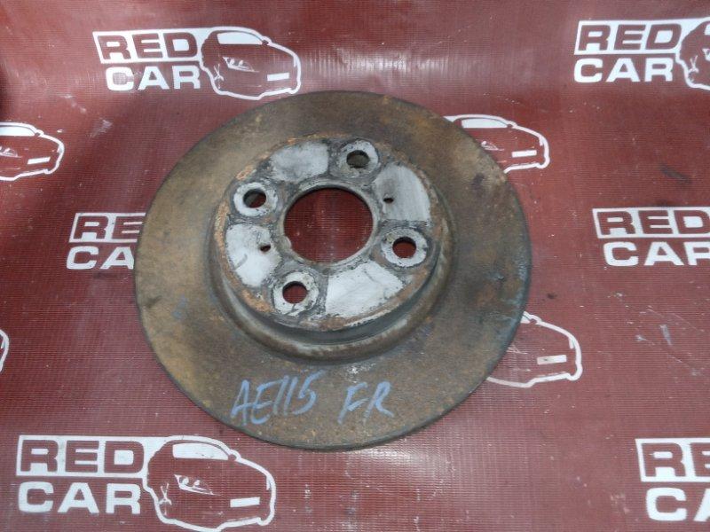 Тормозной диск Toyota Corolla Spacio AE115 передний (б/у)