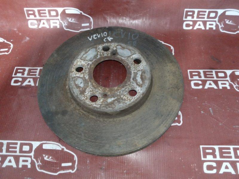 Тормозной диск Toyota Windom VCV10 4VZ передний (б/у)
