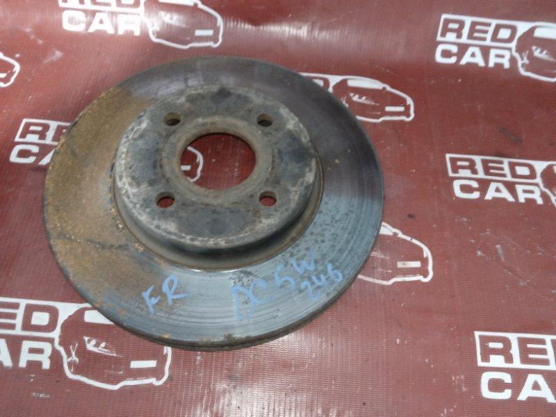 Тормозной диск Mazda Verisa DC5W-305952 ZY 2006 (б/у)