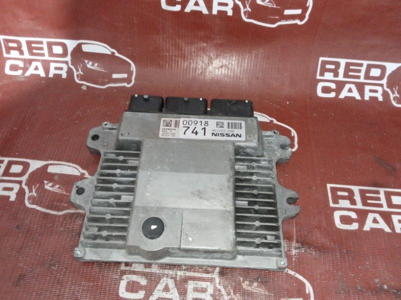 Компьютер Nissan Note E12-099999 HR12DDR 2008 (б/у)