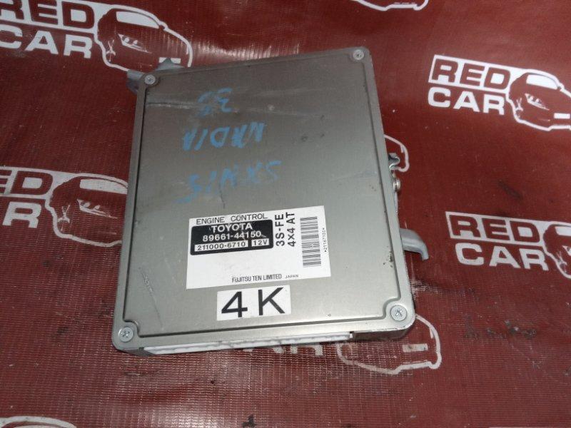 Компьютер Toyota Nadia SXN15 3S (б/у)