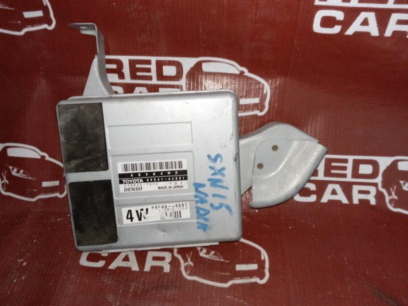Блок управления abs Toyota Nadia SXN15 (б/у)