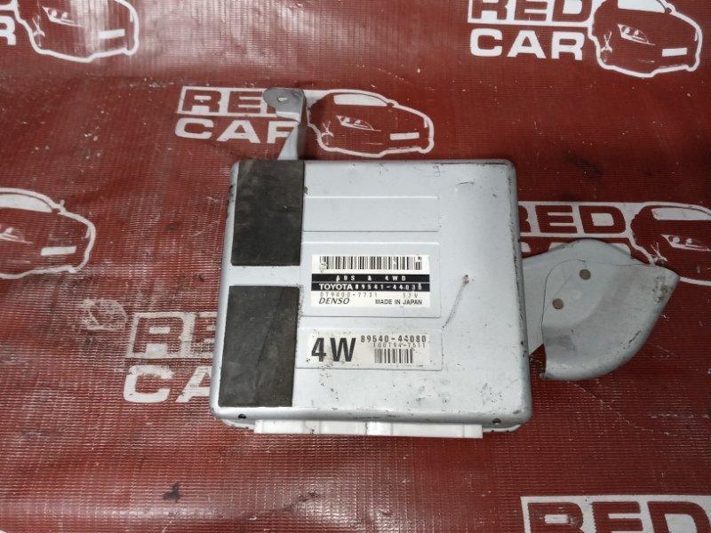 Блок управления abs Toyota Ipsum SXM15-0040510 3S 1998 (б/у)