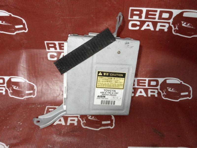 Блок управления abs Toyota Grand Hiace KCH16-0025168 1KZ 1999 (б/у)