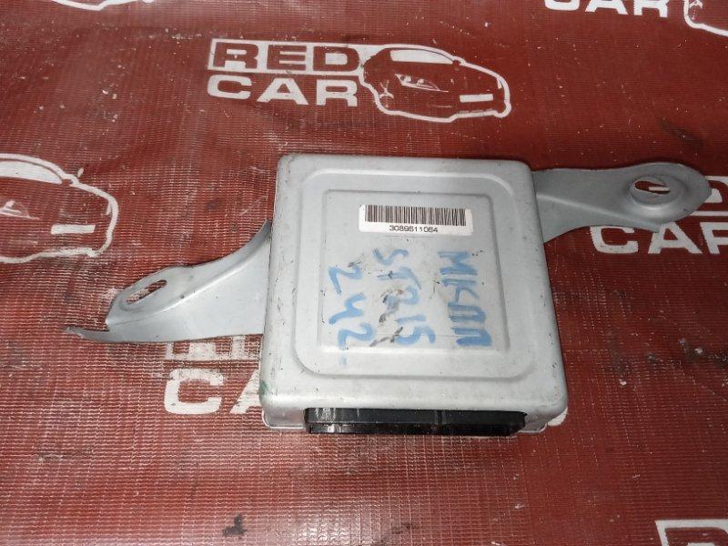 Блок управления abs Toyota Corona Premio ST215-0001688 3S-6951111 1996 (б/у)